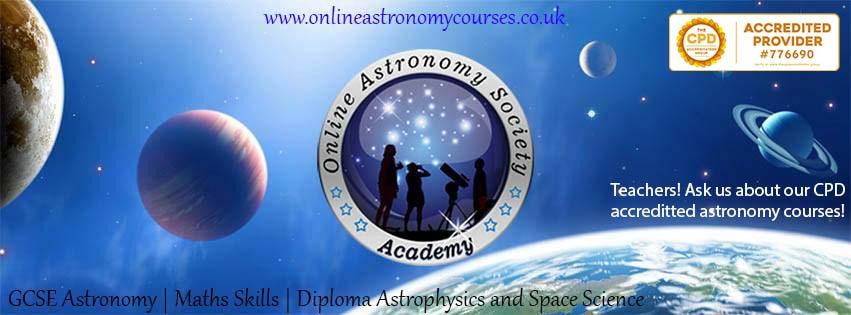 Online Astronomy Society Academy